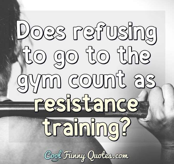 Funny Exercise and Dieting Quotes - Cool Funny Quotes