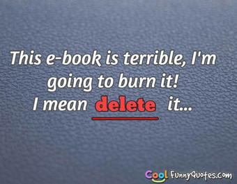 Terrible ebook